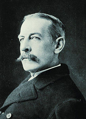 Portrait of Gordon Bennett jr