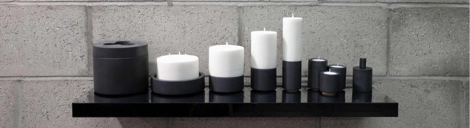 British Made Candle Holders
