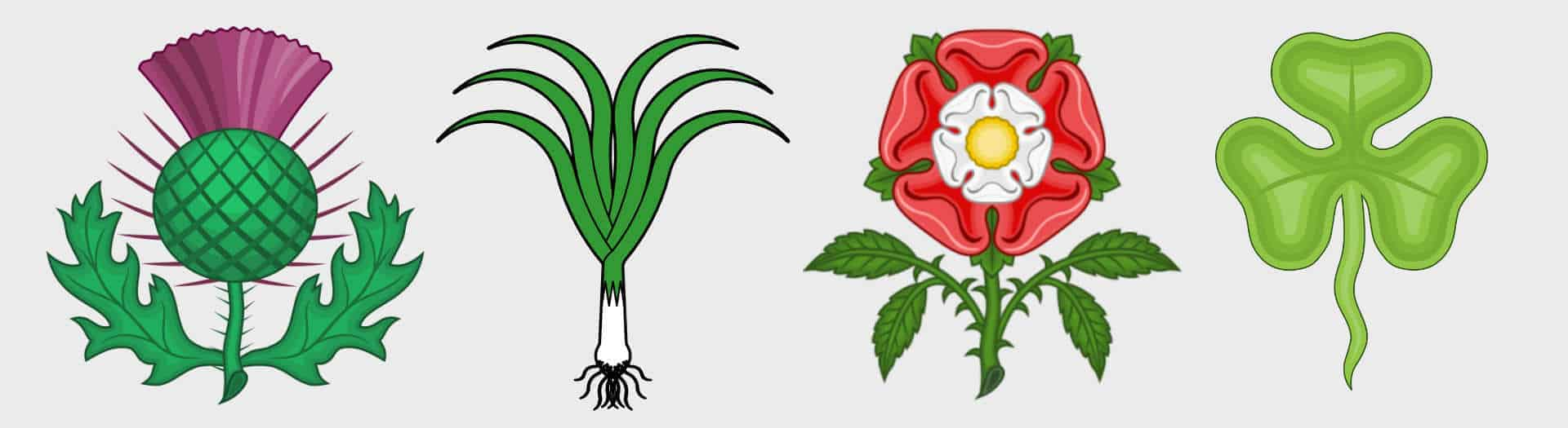 1920 National symbols header 1 - British National Symbols