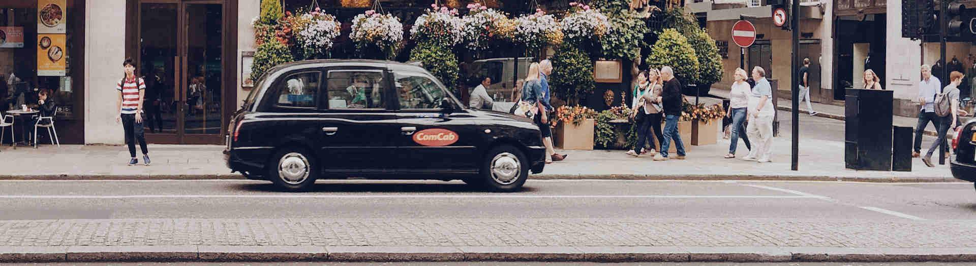 1920 black cab blog header