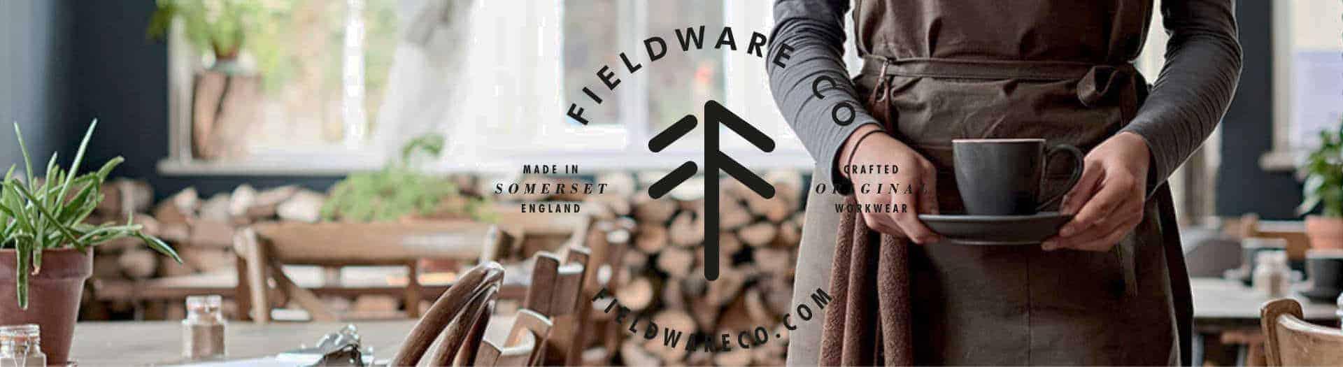 Fieldware co header with logo