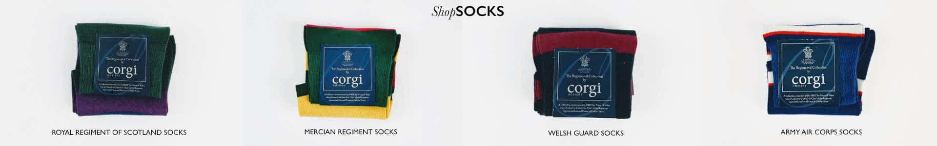 1920 regimantal sock ad 1 - British National Symbols