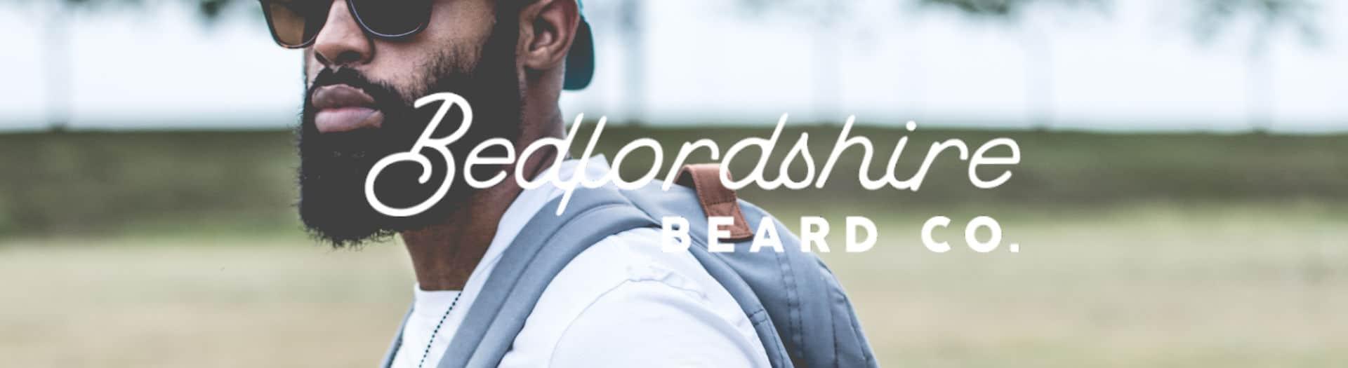 British Made Bedfordshire Beard Co Logo Header