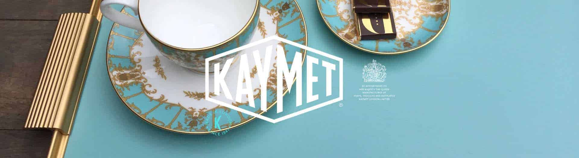 British Made Kaymet Logo Header