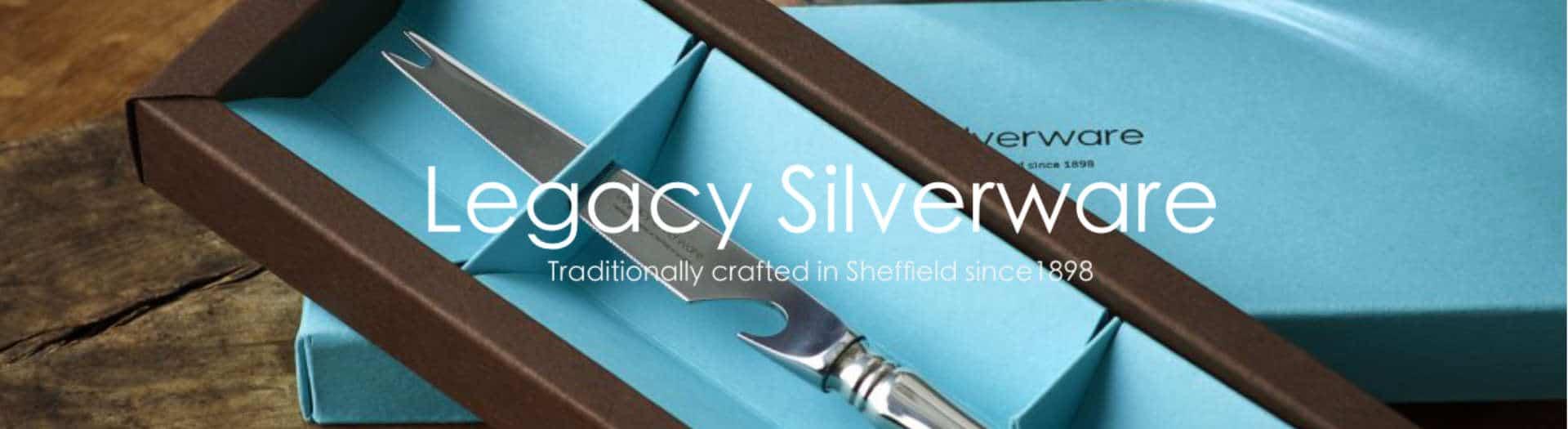 legacy silverware made in sheffield silver cutlery gift