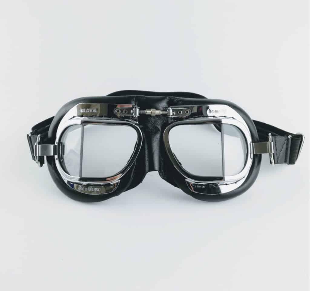 mk49 classic goggles front