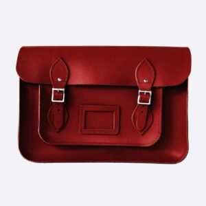 The Original Satchal Store Rouge red satchel