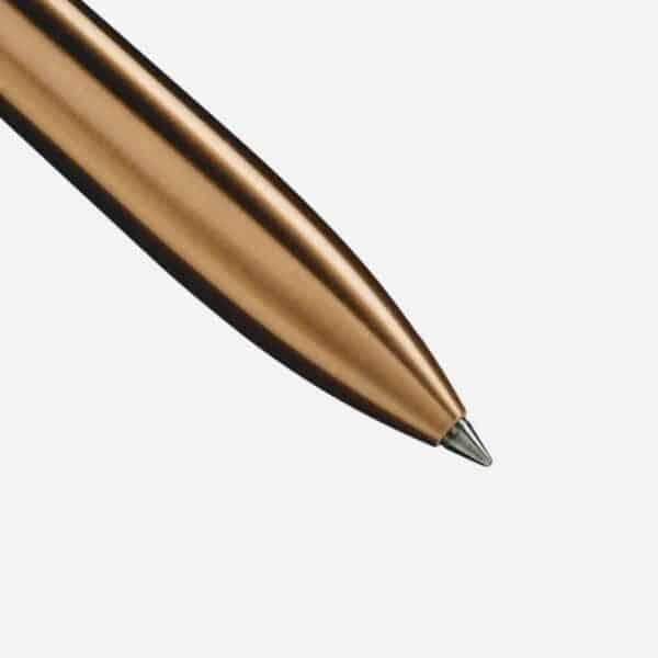 Aluminium 18ct Rose Gold Pen