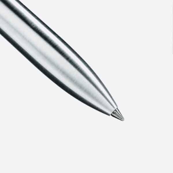 Aluminium Raw Brushed Pen