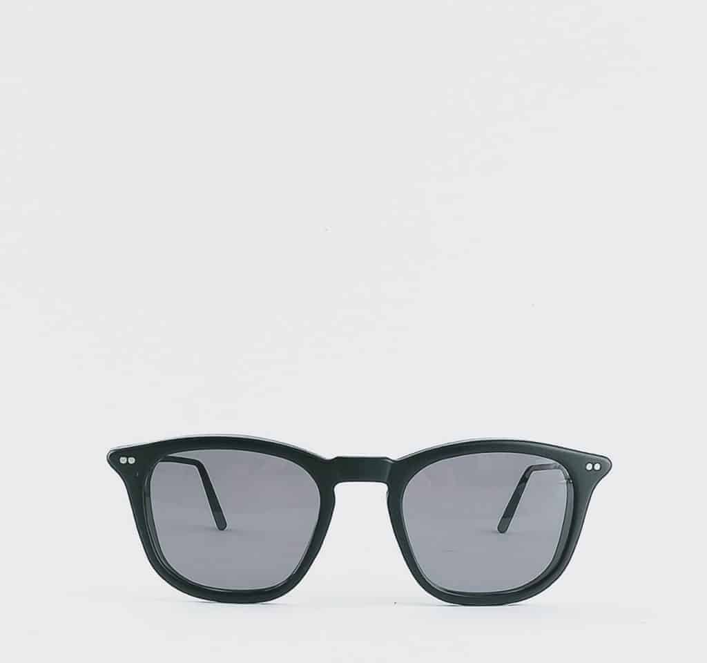 banton frame works black profile sunglasses 3 - British made luxury handcrafted unique gifts for her