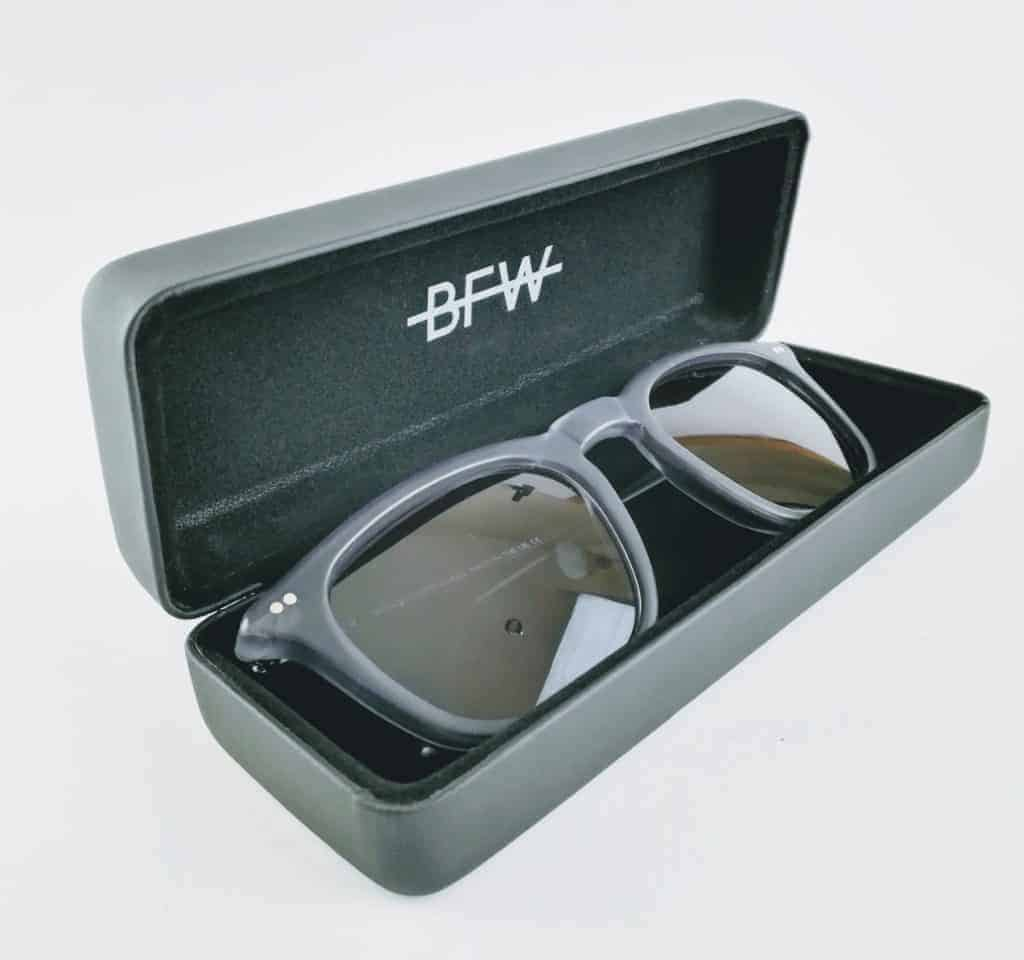 banton frame works grey profile sunglasses 4