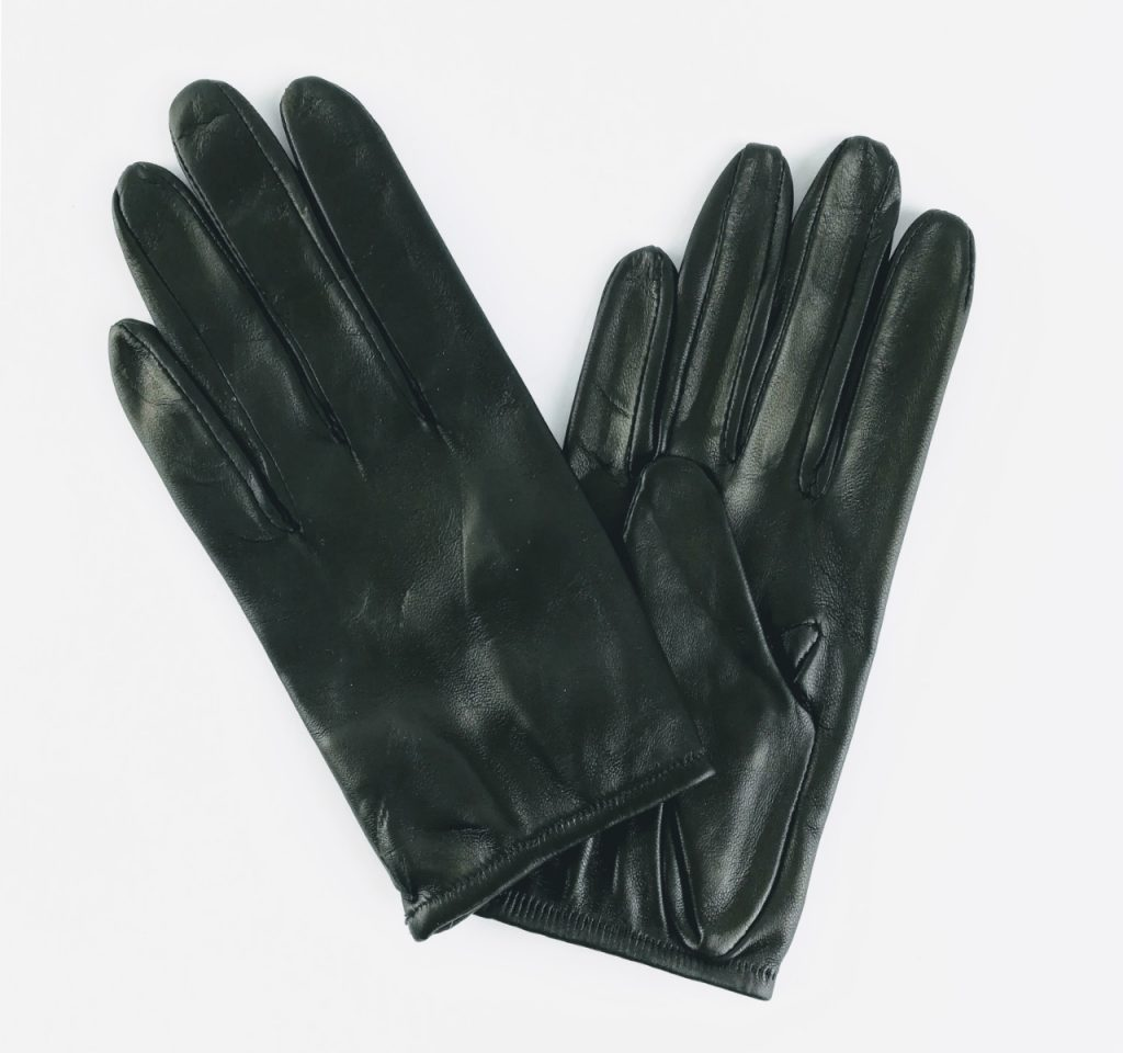 chester jeffries the prom black leather gloves 1 - British made luxury handcrafted unique gifts for her