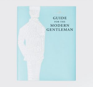 light blue book guide for the modern gent by debrett's