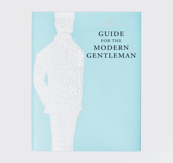 light blue book guide for the modern gent by debrett's