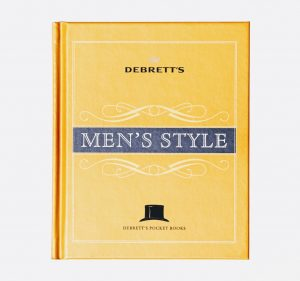 yellow debrett's men's style book