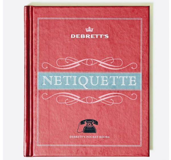 red debrett's netiquette book