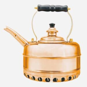 Richmond kettle heritage no3 whistling copper kettle, traditional stove top kettle gas hob kettle