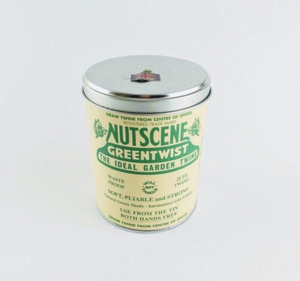 nutscene Iconic Tin of Green Twine