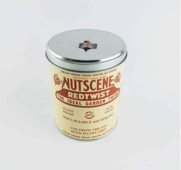 Iconic Tin of Red Twine