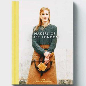 makers of east london charlotte schreiber katie treggiden cover