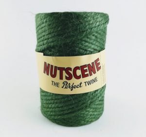 nutscene Chunky Green Twine