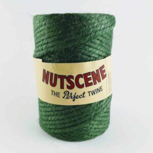 nutscene chunky green twine, green garden string perfect twine