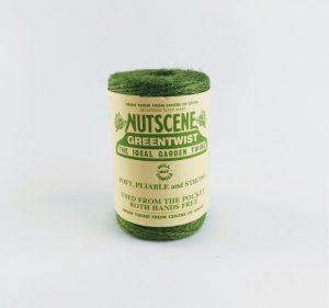 nutscene Heritage Green Twine