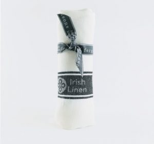 Quick Dryer Black Tea Towel