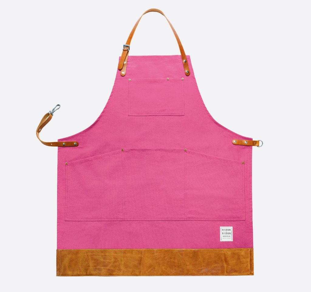 risdon risdon original pink apron - Christmas Gifts for Her
