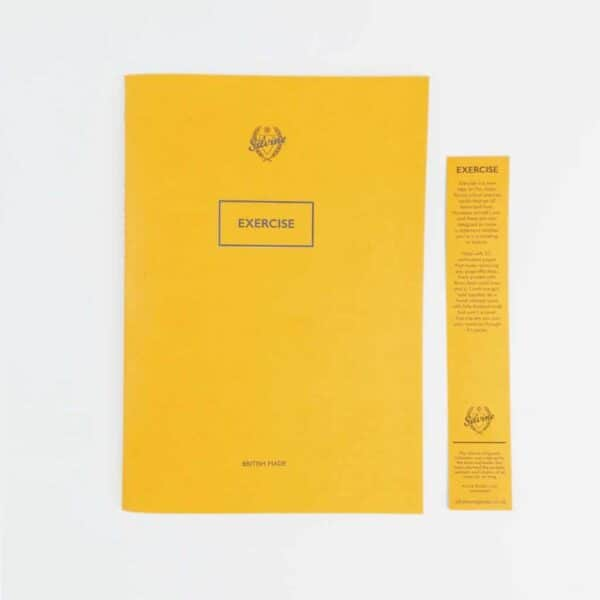 Limited Edition Bumble Yellow Exercise Book