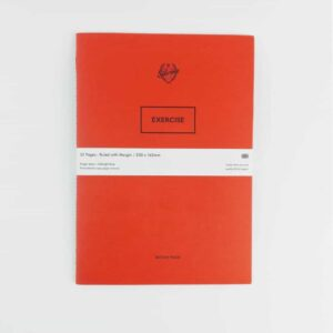 silvine originals Original Red Exercise Book