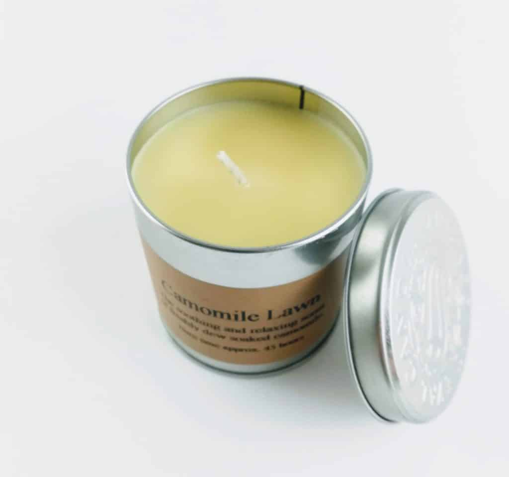 st eval camomile lawn scented tin candle 3