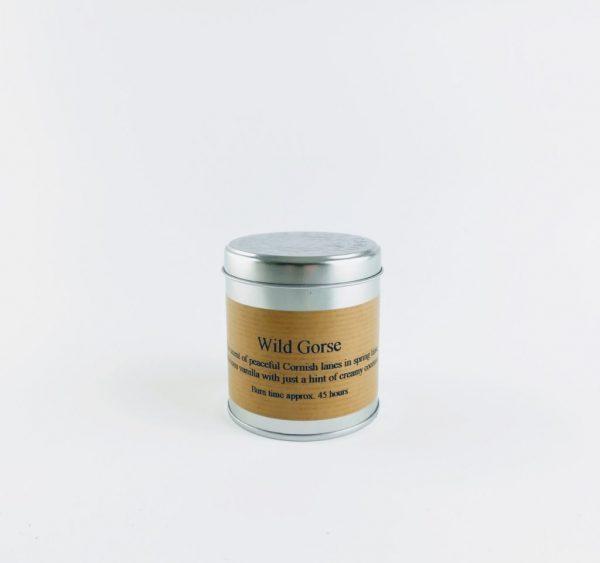 st eval Wild Gorse Tin Candle