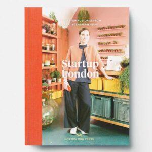 hoxton mini press startup london christina hopkinson rick pushinsky front cover entrpreneur book London