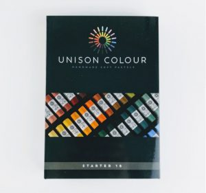 pack of 18 unison colour art pastels
