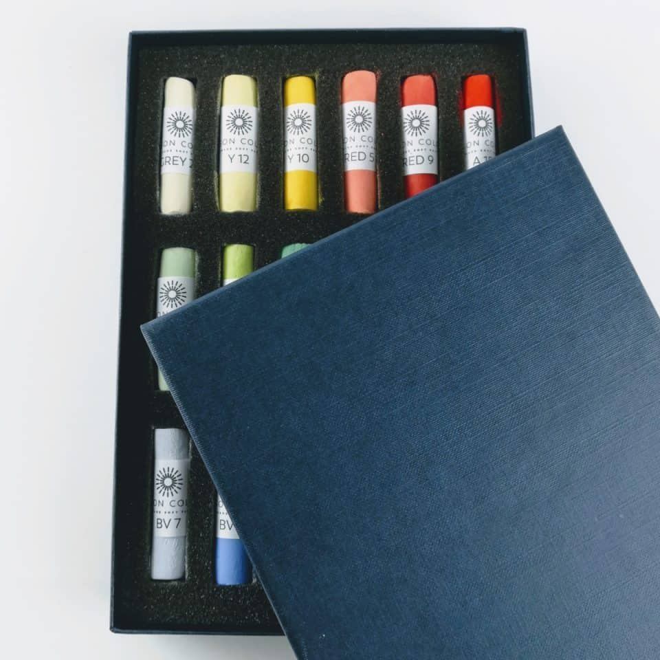 unison colour classic 18 pastel set 2 e1551882601720 - British made luxury handcrafted unique gifts for her