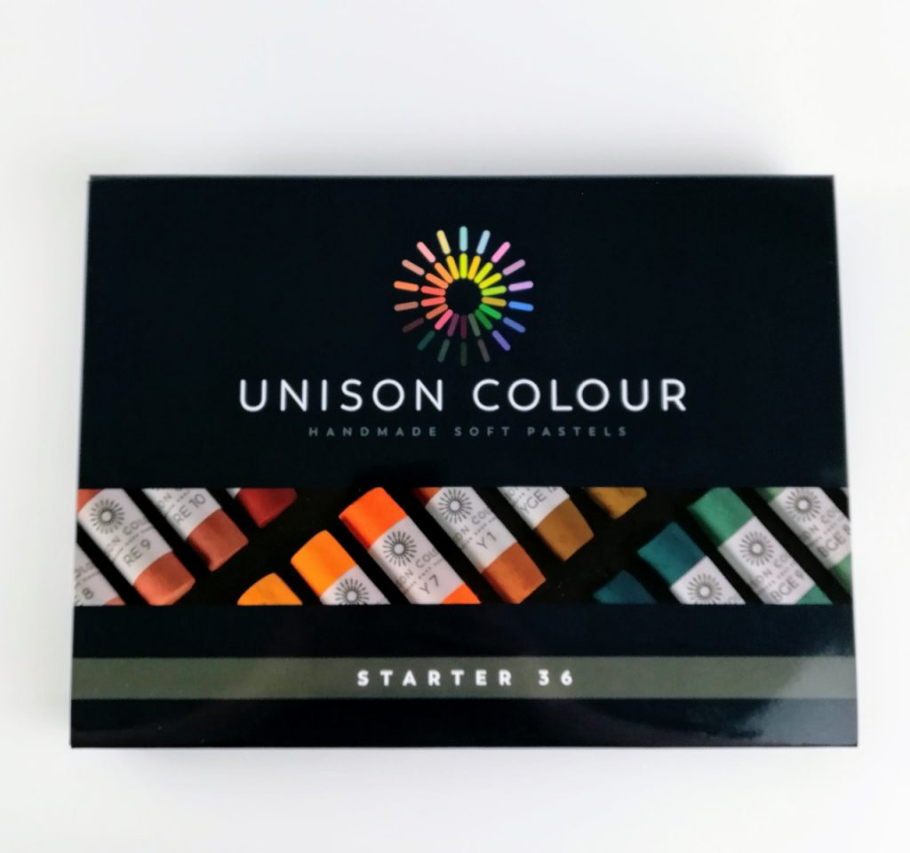 unison colour classic 36 pastel set 1 - Modern Heritage Christmas Gifts for Her