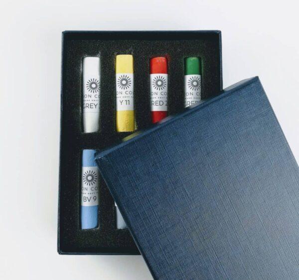8 Soft Pastel Set