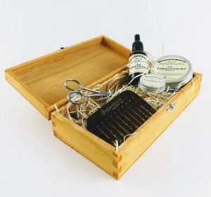 Tobacconist Beard Set
