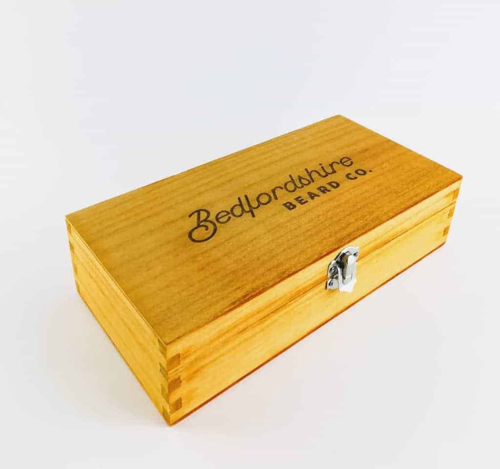 bedfordshire beard co tobacconist beard care set 2 - British made luxury handcrafted unique gifts for him