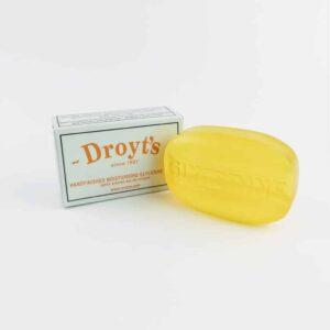droyt's original eau de cologne glycerine soap, droyts cologne soap