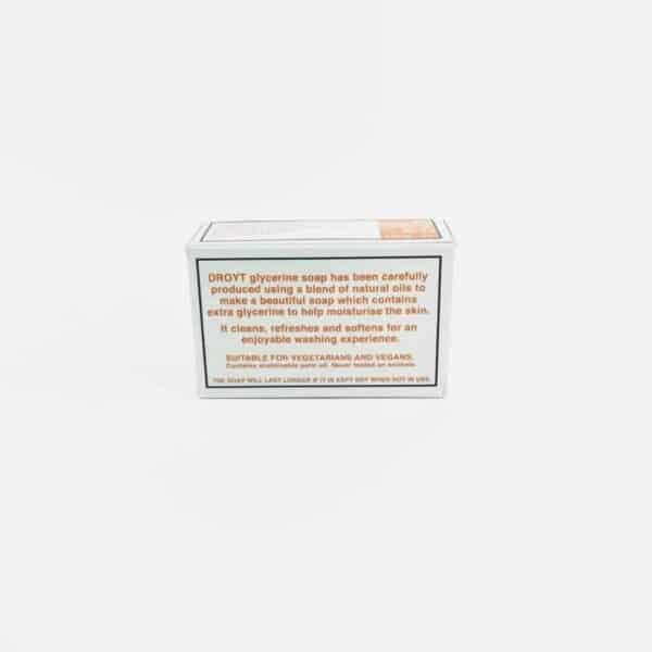 Original Eau De Cologne Glycerine Soap