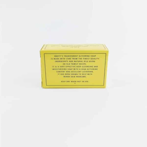 Original Unperfumed Glycerine Soap