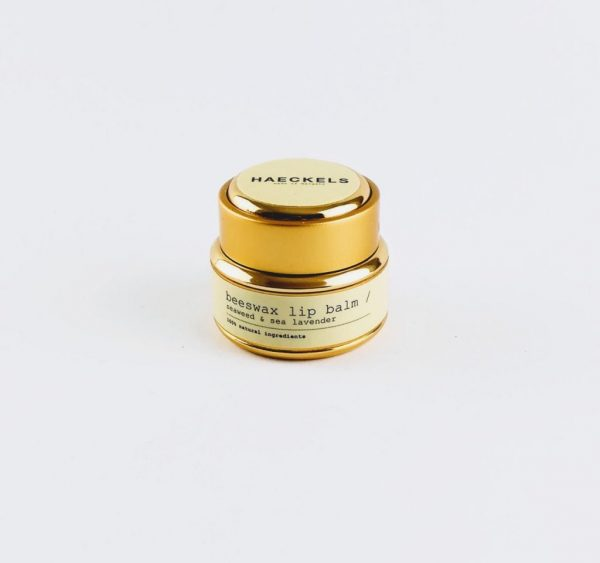 haeckels lavender and seaweed lip balm