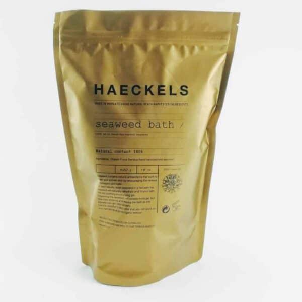haeckels of margate traditional seaweed bath soak, relaxation bath soak