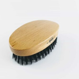 Beech Military Hair Brush