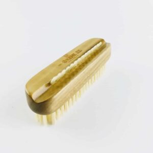 Satin Wood Nail Brush