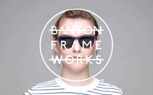Banton Frameworks brand lock up 2 low res - British Brands