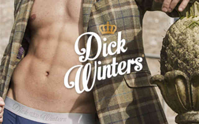 Dick Winters brand lock up low res - British Brands