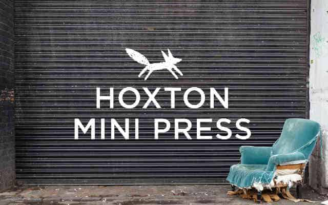 Hoxton Mini Press brand lock up low res - British Brands